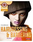 NVQ / SVQ Level 1 Hairdressing And Barbering 3rd Edition By Christine McMillan-Bodell