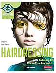 Level 3 NVQ/SVQ Hairdressing - Barbering 2 Edition By Gilly Ford & Helen Stewart
