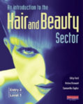 Entry 3/Level 1 Introduction to Hair and Beauty Sector By Gilly Ford, Helen stewart & Samantha Taylor