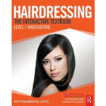 Hairdressing The Interactive Textbook Level 1 by Charlotte Church & Alison Read