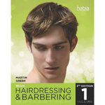 Begin Hairdressing & Barbering NVQ/VRQ Level 1 3rd Editiion By Martin Green