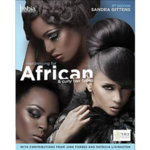 Hairdressing For African & Curly Hair 3rd Edition By Sandra Gittens