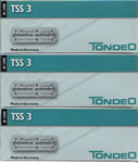 Tondeo TSS3 Blades Pack 10