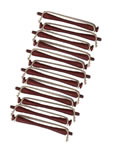 Perm Rods Brick Red Pack 12 - 4mm