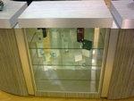 REM Helix Retail Display Desk